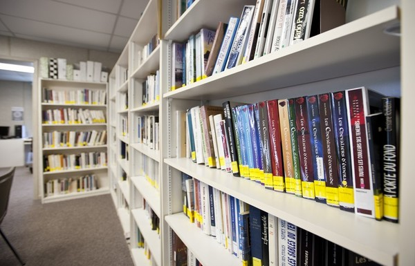 Bibliothèque de Clerval