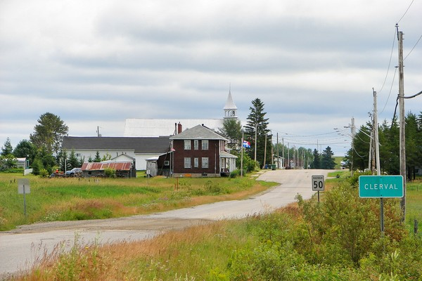 Village de Clerval
